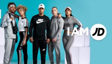 JD Sports美國官網 網絡周大促 精選adidas、Nike、Jordan等運動鞋服熱賣