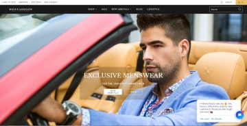 Men Fashion Cashback