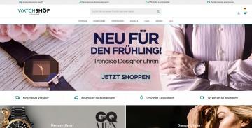 Watch Shop DE Cashback Gutschein