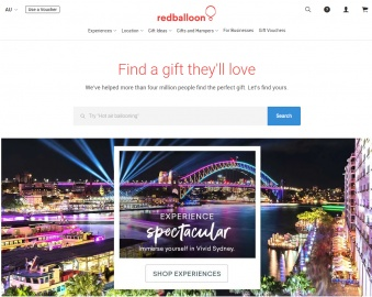 Red Balloon Cashback