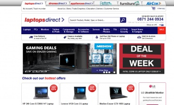 Laptopsdirect Cashback