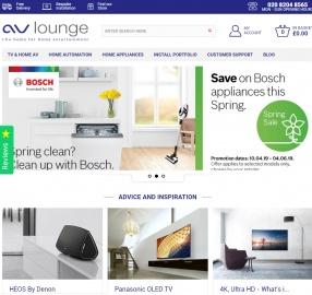 AV Lounge Cashback