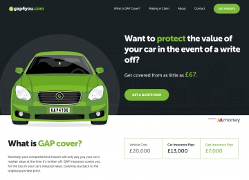 Gap4You Cashback