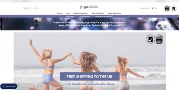 YogaClicks 現金回饋