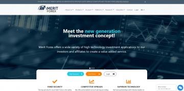MeritForex Cashback