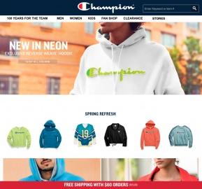 Champion 折扣区男女服饰热卖