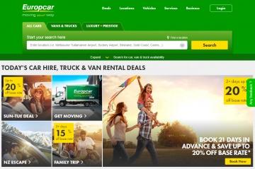 Europcar AU Cashback