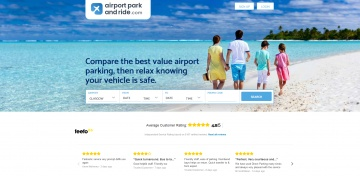 Airport Park and Ride Cashback