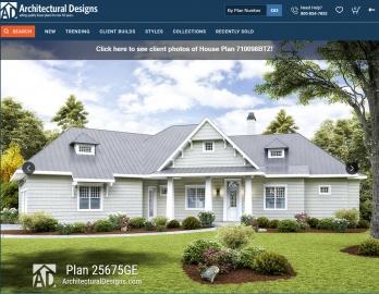 Architectural Designs Cashback