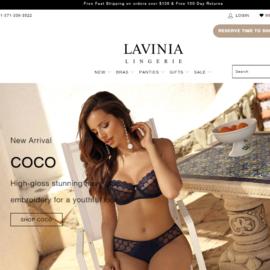 Lavinia Lingerie Cashback