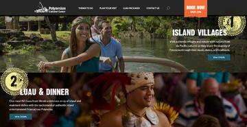 Polynesian Cultural Center 返利