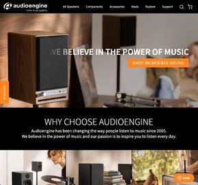 Audioengine Cashback