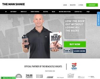 The Man Shake AU 現金回饋