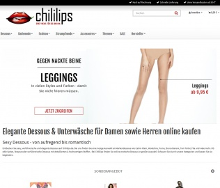 Chililips Cashback Gutschein