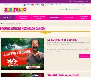Xoximilco Cashback