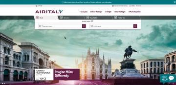 Air Italy UK Cashback