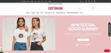 Cotton On AU Cashback