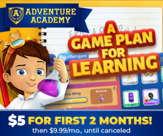 Adventure Academy Cashback