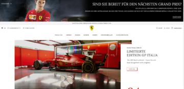 Ferrari Store DE Cashback Gutschein