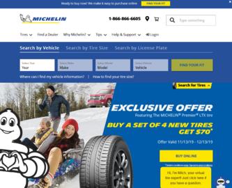 Michelin Cashback