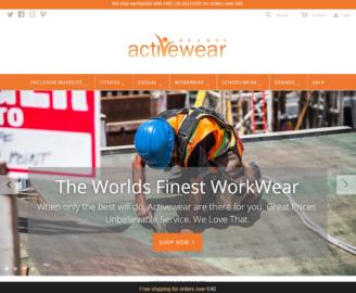 Activewear Brands Cashback
