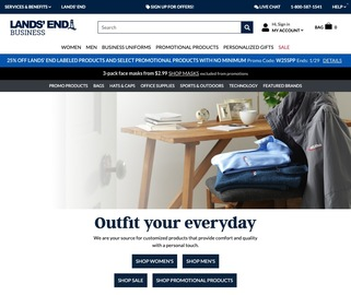 Lands' End Business 返利