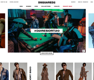 Dsquared2 返利
