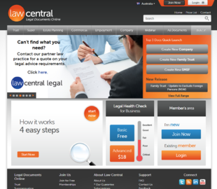 Law Central 返利