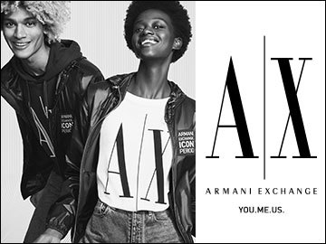Armani Exchange UK Cashback