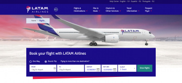 LATAM Airlines 返利