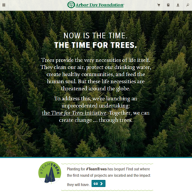 Arbor Day Foundation Cashback