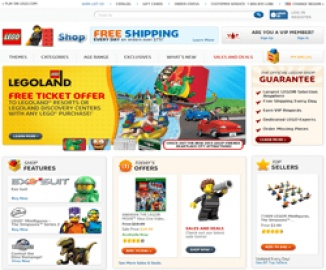 LEGO | 樂高 現金回饋