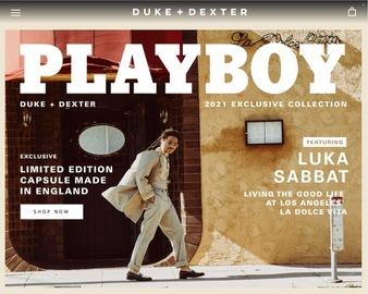 Duke + Dexter Cashback