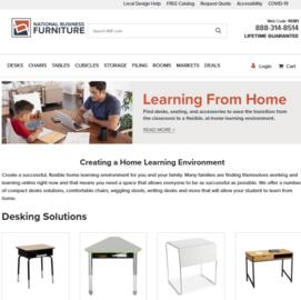 National Business Furniture Cashback