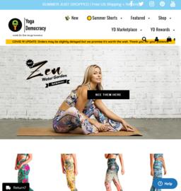Yoga Democracy 現金回饋