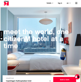 CitizenM Cashback