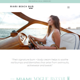 Miami Beach Bum Cashback