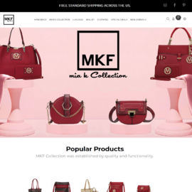 MKF Collection Cashback