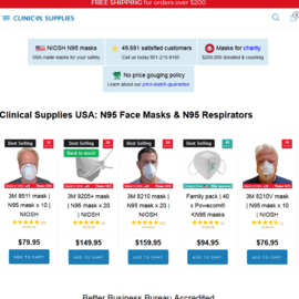 Clinical Supplies Cashback