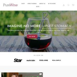 Pure Wine Cashback
