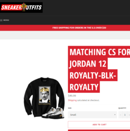 Sneaker Outfits Cashback