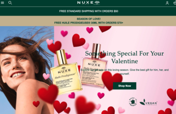 Nuxe Cashback