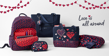 25 off Travel and Cozy Favorites Plus Top Gifts @ Vera Bradley