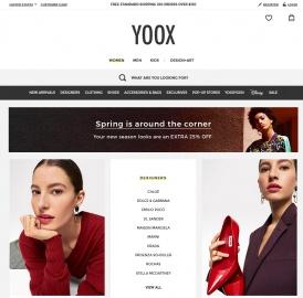 YOOX | Йокс Кэшбэк