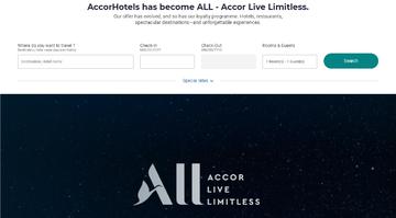 Accor Live Limitless Кэшбэк