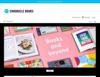 Chronicle Books 現金回饋