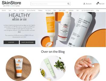 SkinStore | 致美网 返利