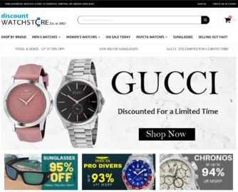 Discount Watch Store Cashback