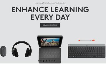 Logitech 罗技无线鼠标+USB接口键盘+3.5mm耳机 套装 @Logitech