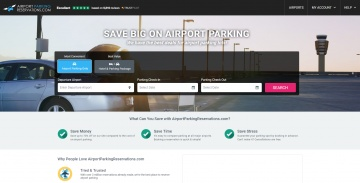 Airport Parking Reservations Cashback